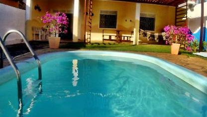 Furnished house w/2/season 4 Piscinaorla Aracaju