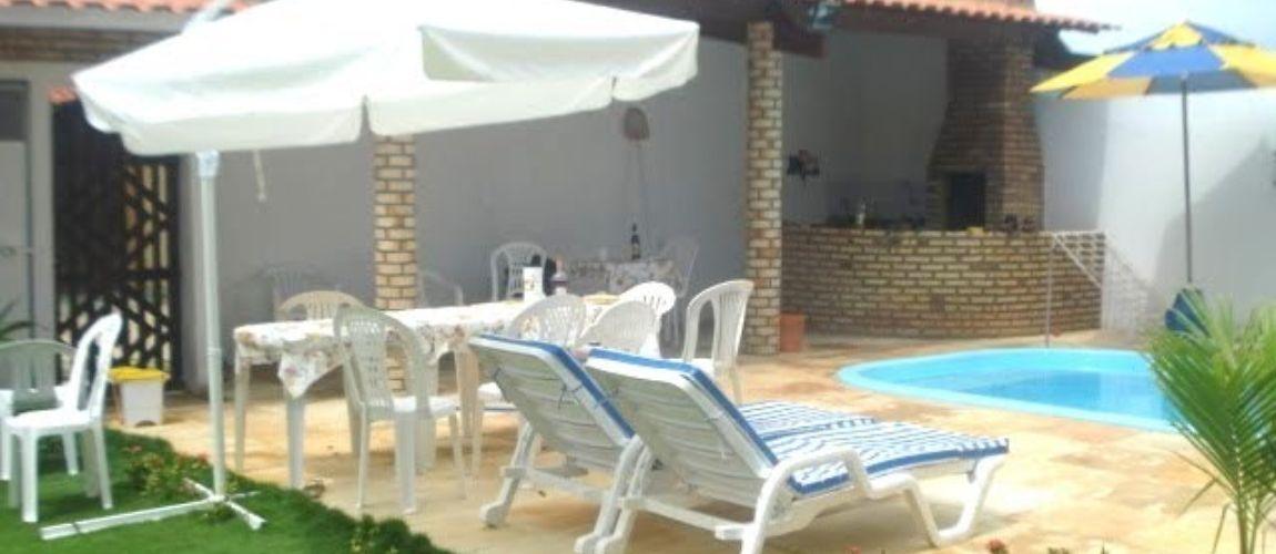Alquilar casa de vacaciones en cohab beberibe ce casa for Casa con piscina para alquilar por dia