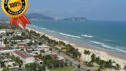 Close to the beach! dorm 2.;3 air cond.;2banheiros
