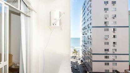 Apartment 3 rooms on 80 m. from the beach of Baln. Camboriu