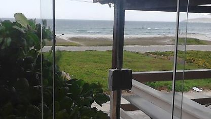 The seafront Cabo Frio c/Barbecue. R $ 180.00 per day