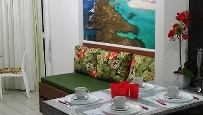 Beautiful Flats in Porto de Galinhas 1 and 2 Qts