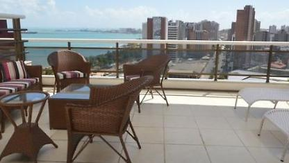 Furnished apartments, season, sea view