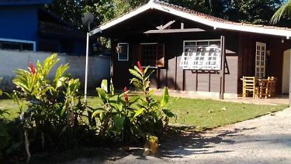DORMS.AR cond. 3 HOUSE 100 m from the beach of the WHALE