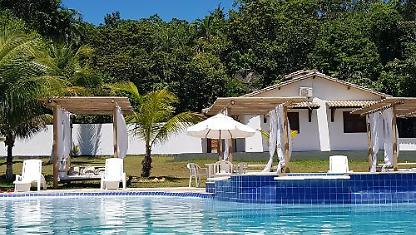 House with pool in Arraial d'ajuda