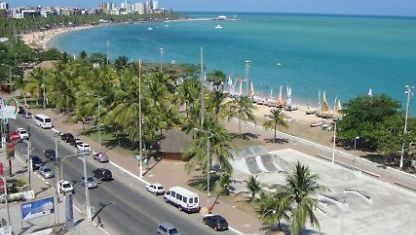 Beachfront apartment in Pajuçara-Maceió