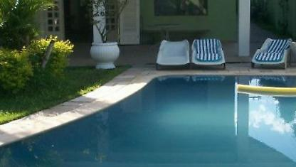 House at 200 M from the sea, Guaiúba, 4BR, Winks, Barbecue.