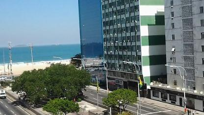 Copacabana Studio near the beach