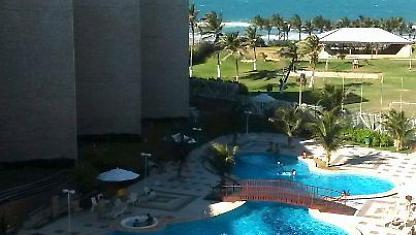 Apartamento Beach Park - Frente Mar (3 Suites)