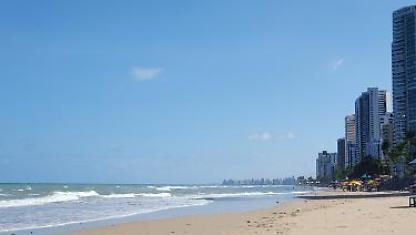 Alugase-furnished apartment in Recife