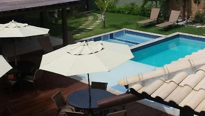 Apartment in Praia do Forte 50 m from the Beach