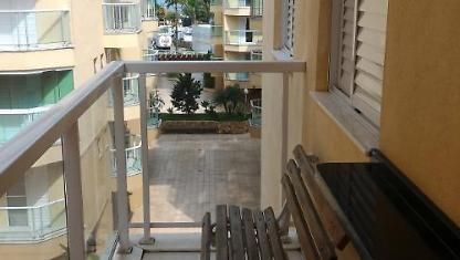 Great Beach apartment in the town of Ubatuba/sp