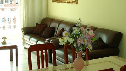Large 2 Bedroom Beach apartment 108 Meters,