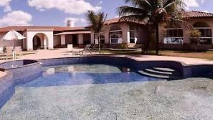 Mansion rentals in gated community