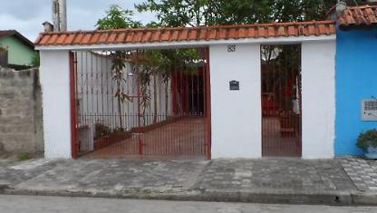 House for rent for season in Mongaguá