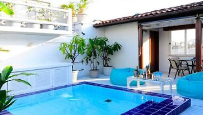 Penthouse com Piscina In Copacabana