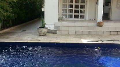 casas para alugar em santos com piscina
